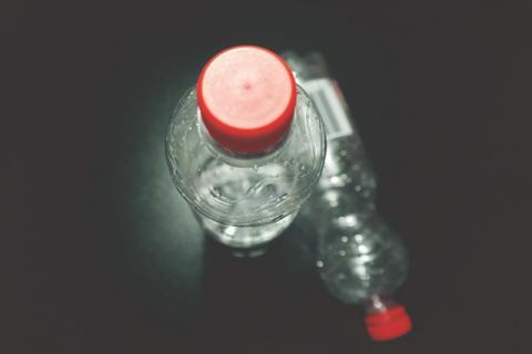 ¿Qué botellas de plástico se pueden reutilizar?