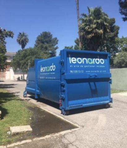 Cómo funciona el centro de transferencia de residuos