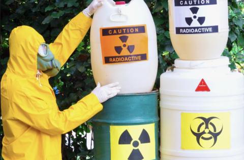 Cómo guardar correctamente los residuos peligrosos