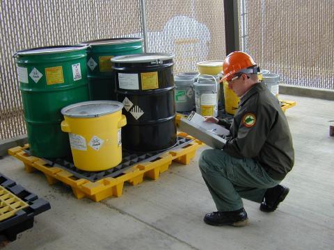 plan de minimización de residuos peligrosos Leonardo Gestión de Residuos