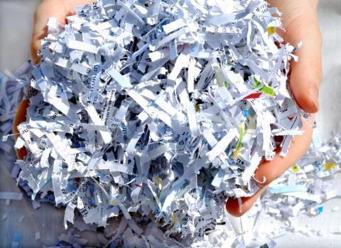reciclaje de papel leonardo gestión de residuos