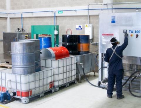 Estudio de minimización de residuos peligrosos | Gestión de Residuos Valencia
