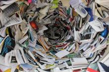 Cómo destruir documentos confidenciales